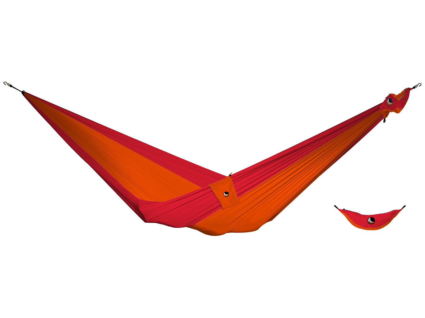 Customize your parachute nylon hammock | Ticket To The Moon