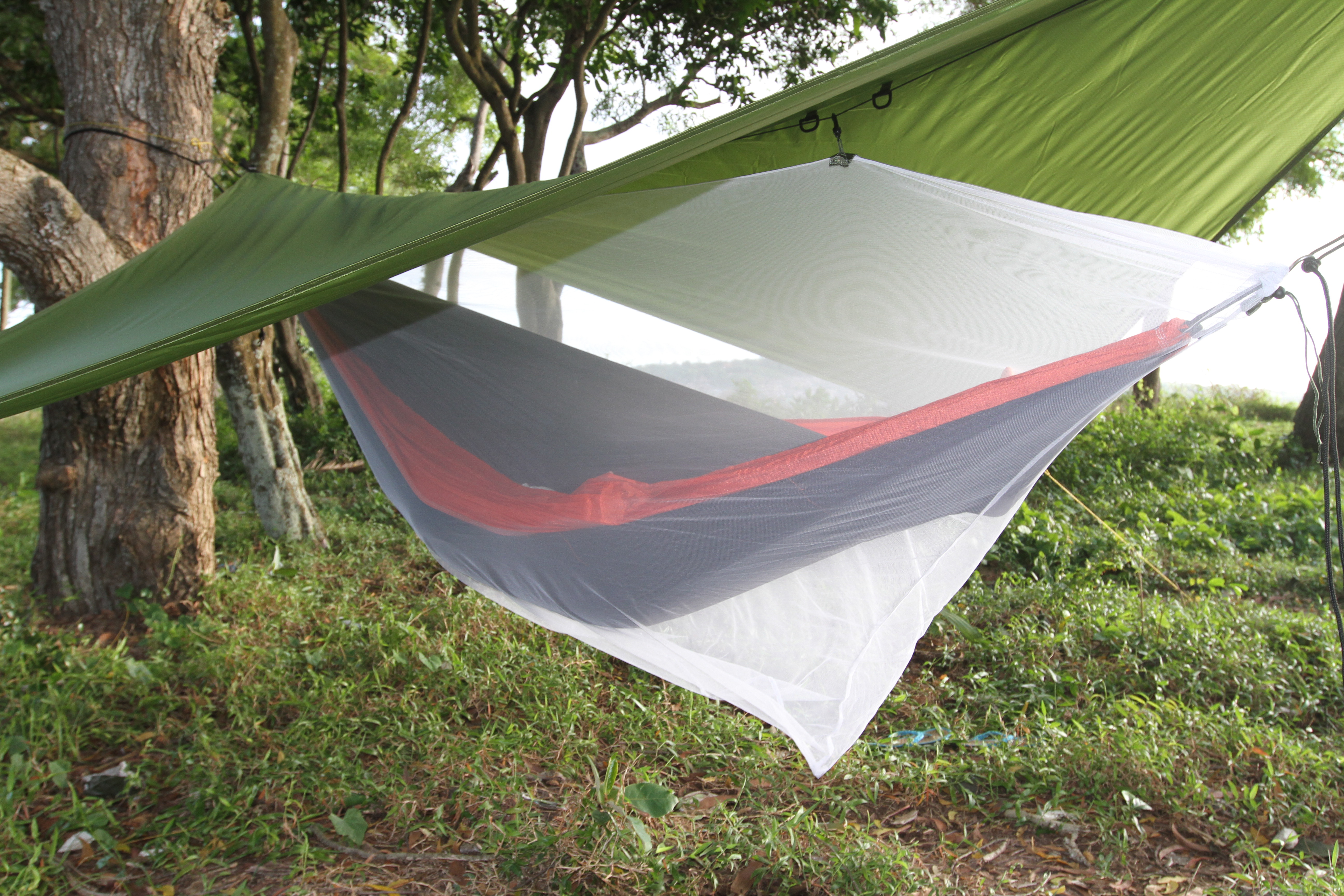 Ticket to the Moon Hammock Rain Tarp