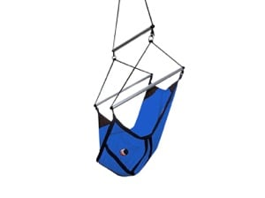 Blue mini moonchair